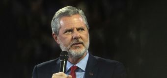 Liberty sues Falwell after alleged extortion plot