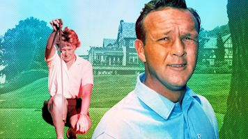 The GOAT Invitational: Wright stuff vs. Arnie?