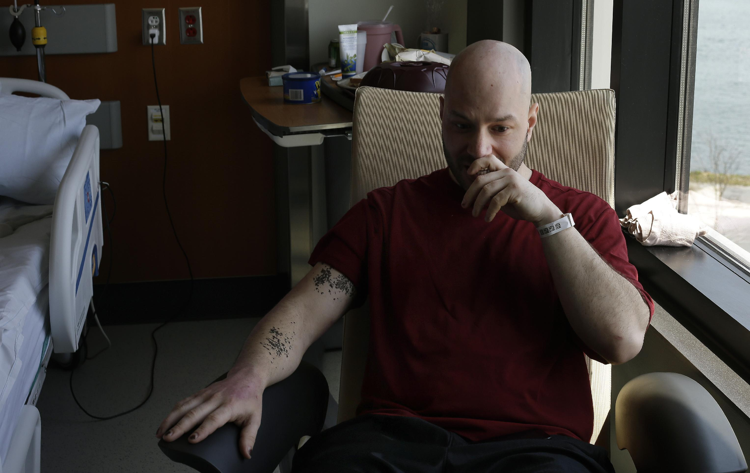 Marathon Bombing Survivor Wants Others Remembered