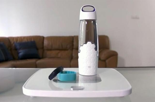 Oaxis' health devices track your water, weight and workouts