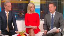 'Fox & Friends' co-host says worshippers should be armed after synagogue shooting: 'You have to go ready to defend yourself'