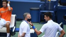 Disqualification is worst moment of Djokovic's career, says Becker
