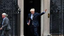 Johnson accuses EU of plotting food 'blockade' on UK