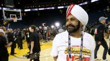 Nav Bhatia surprises Bucks fan who sent racist tweet with dinner, tickets