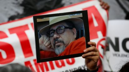Cae el presunto asesino del periodista Javier Valdez
