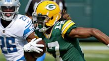 Is Davante Adams playing Sunday night? Fantasy injury update for Packers-Saints