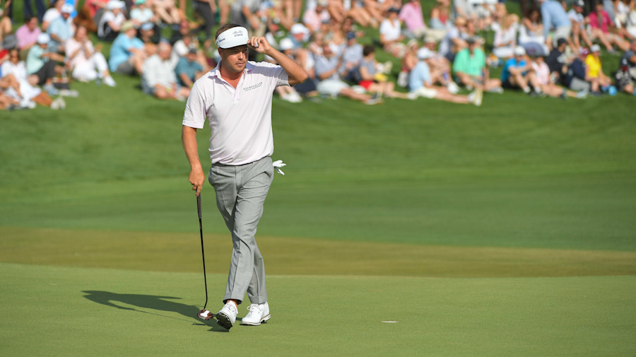 Wells Fargo: Mitchell leads McIlroy, Woodland by 2