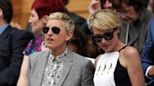 Ellen DeGeneres's wife breaks silence on controversy surrounding talk show