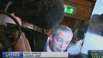 UKIP heading a 'people's army': Farage