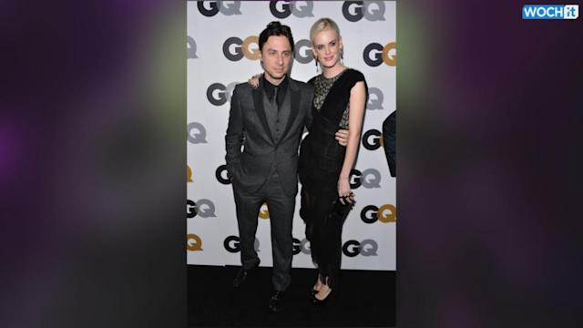 Zach Braff And Girlfriend Taylor Bagley Break Up After Five Years Together