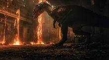 Dinossauros em fúria no trailer de 'Jurassic World: Reino Ameaçado'. Assista