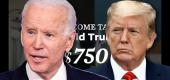 Joe Biden and Donald Trump. (Photo illustration: Yahoo News; photos: AP (2), Biden/Harris campaign)