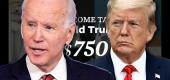Joe Biden and Donald Trump. (Photo illustration: Yahoo News; photos: AP (2), Biden/Harris campaign)