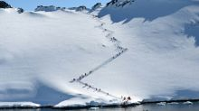 Antarctica tourism: the quest for Earth's vulnerable extremes