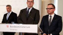 Austria arrests Syrian over attacks on Jewish leader, synagogue
