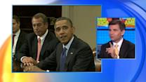 Fiscal Cliff Battle: President Obama vs. Speaker John Boehner