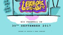 Restaurant-bar Lepark to close on 30 September