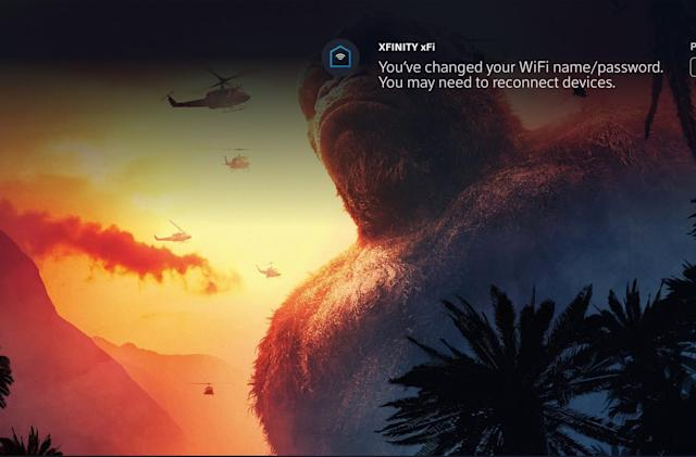 Comcast xFi customers get push notifications for WiFi activity