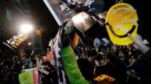 Flight of Hong Kong protesters piles pressure on Taiwan
