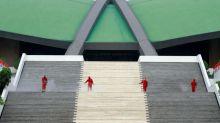 Indonesia parliament passes flagship jobs bill, critics vow protests