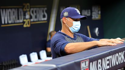 Rays deviating from plan backfired miserably