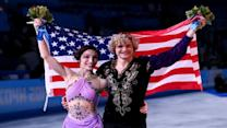 Meryl Davis and Charlie White's favorite Olympic moments