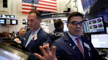 Apple, bond concerns lead Wall Street slide