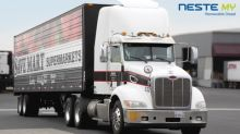 The Save Mart Companies Celebrates Earth Day by Switching to Neste MY Renewable Diesel