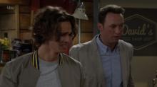 Emmerdale's Jacob punches David after Maya verdict
