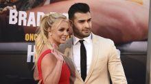 Britney Spears hospitalised with broken foot