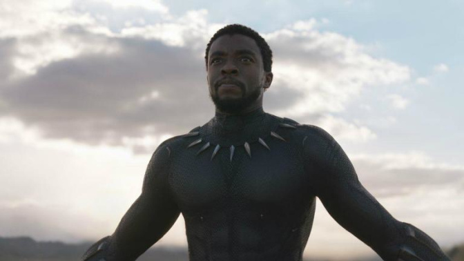 Black Panther is currently outperforming The Avengers at the box office