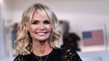 Kristin Chenoweth says being a Christian in show business has been an 'interesting journey'