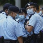 Man is first to stand trial under Hong Kong's security law