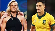 England rival hits back at Matt To'omua with brutal wife sledge