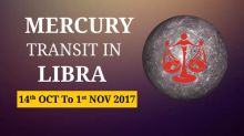 Mercury Transit 2017: Mercury In Libra – Know Its Effects On 12 Moon Signs