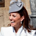 Kate Middleton Rewears Wedding Earrings for Easter Sunday Service