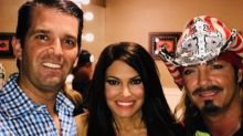 Donald Trump Jr. made it Instagram-official with Kimberly Guilfoyle — and people aren't happy