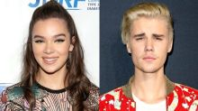 Hailee Steinfeld Really Doesn't Want You to Think She's Dating Justin Bieber