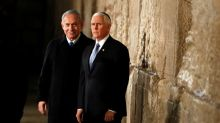 Netanyahu, rival to be in Washington next week to discuss Mideast peace plan - U.S. official
