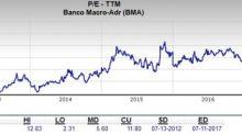 Should Value Investors Pick Macro Bank (BMA) Stock?
