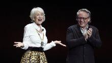 Helen Mirren says 'f**k Netflix' at US cinema conference