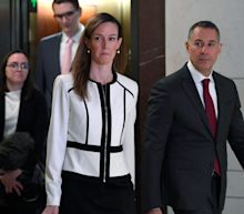 Read the full impeachment inquiry testimony of Pence aide Jennifer Williams