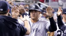 Rizzo HR again for Yanks as Marlins' Mattingly misses game