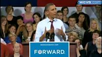 Obama asks New Hampshire voters for support