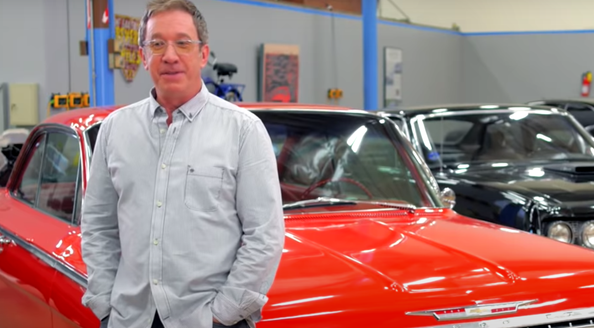 Tim Allen Owns The '33 Ford Roadster Featured On 'Home Improvement'