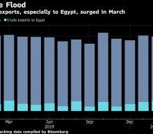 Saudis Start to Unleash Oil Wave Despite U.S. Pressure