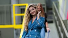 Gigi Hadid Is Being Sued for Posting a Picture of Herself