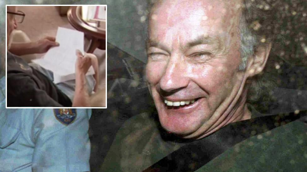 'Nothing but an evil killer': Ivan Milat's sealed letter to family days before his death