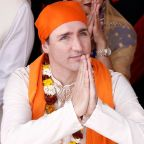 Canadian PM Trudeau Apologizes for Appearing in 'Brownface' in Old Photo