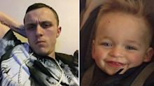 Man, 25, 'suffocated his girlfriend's son with baby car seat'